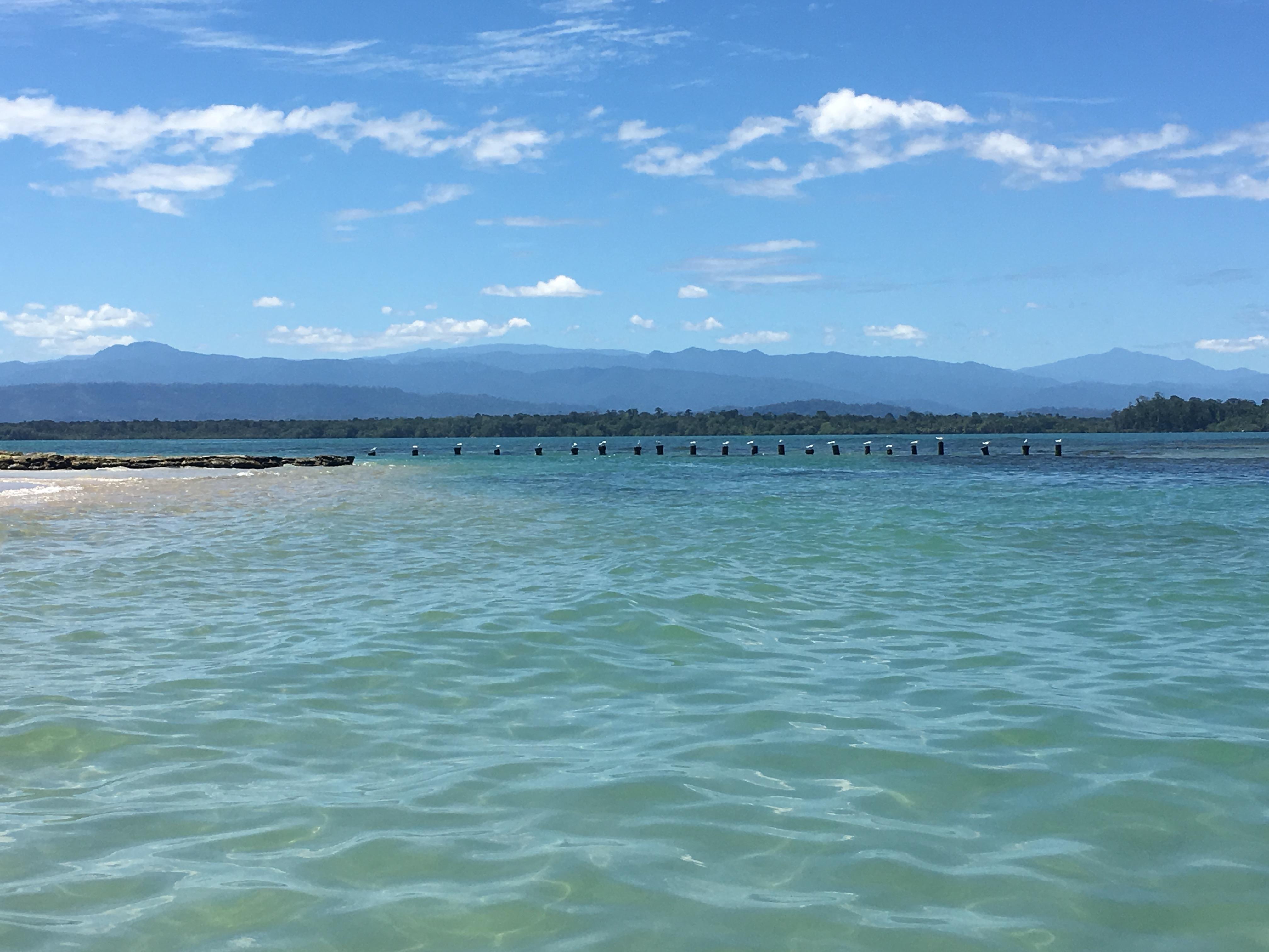 Playa Boca del Drago