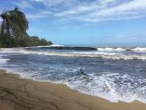 Playa Blanca at Cahuita National Park