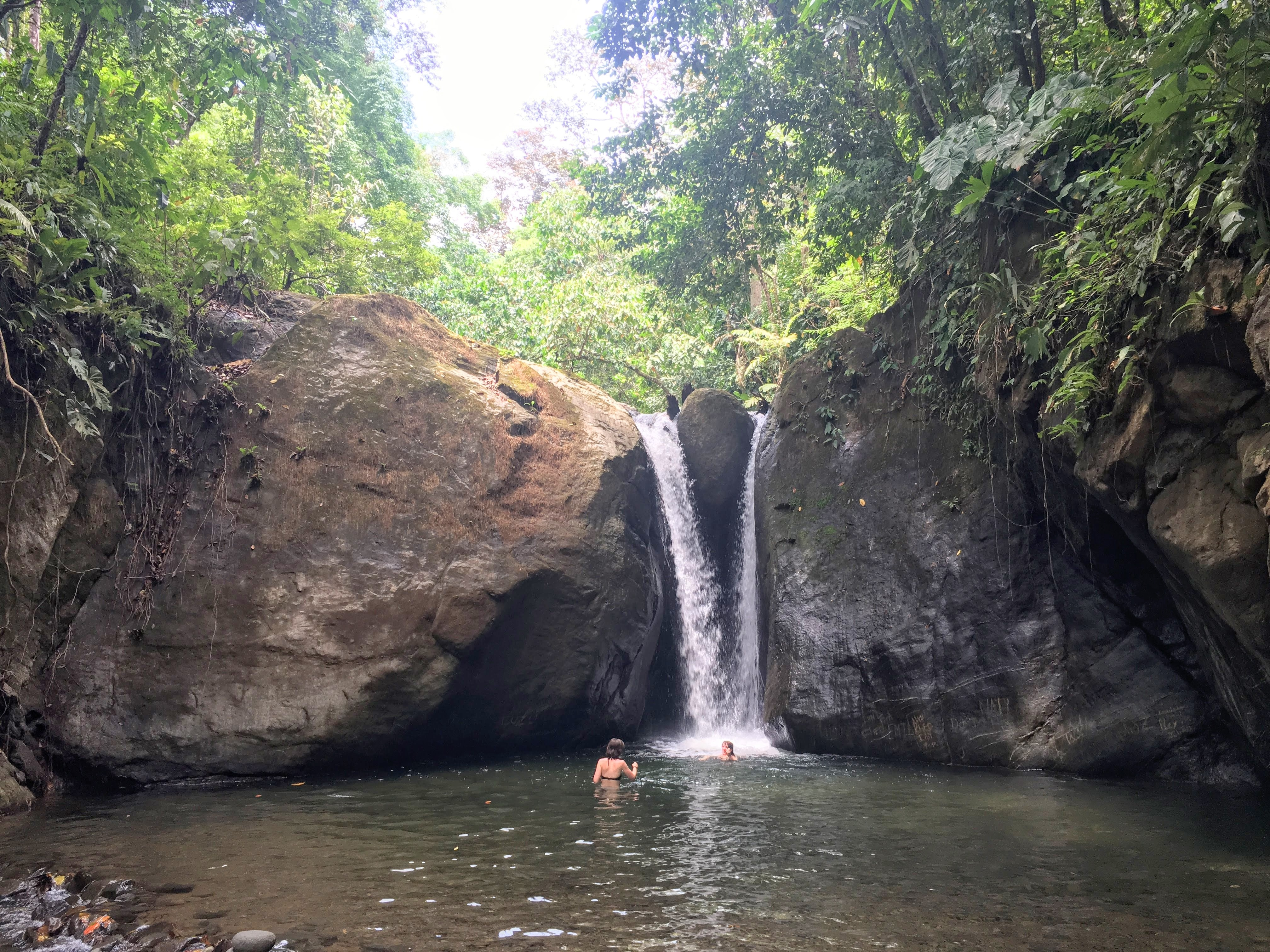 Cascada El Pavón