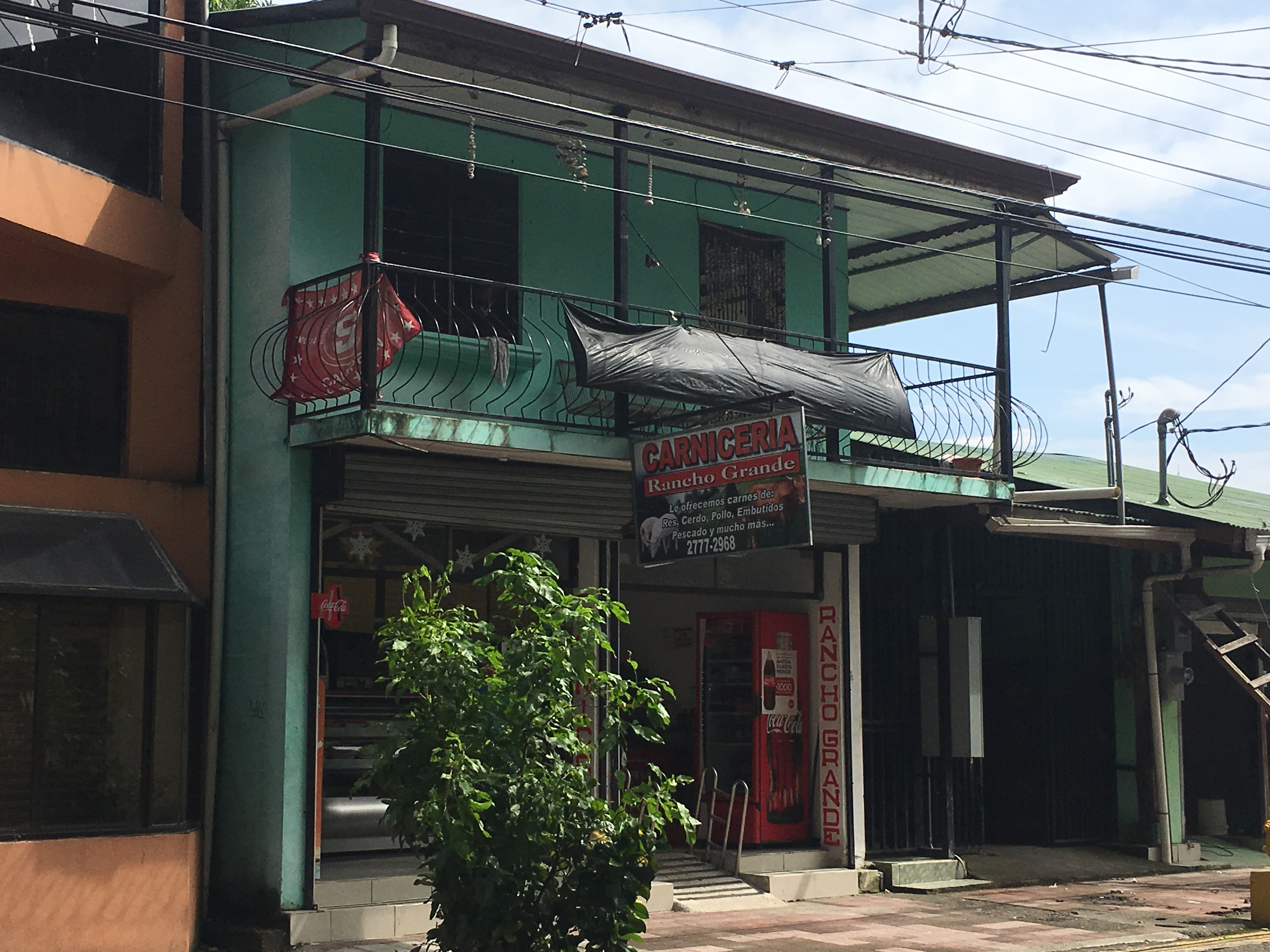 Butcher shop (La Carnicería)
