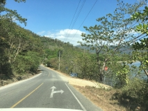 69. Montezuma. The return drive. Paquera Road _)