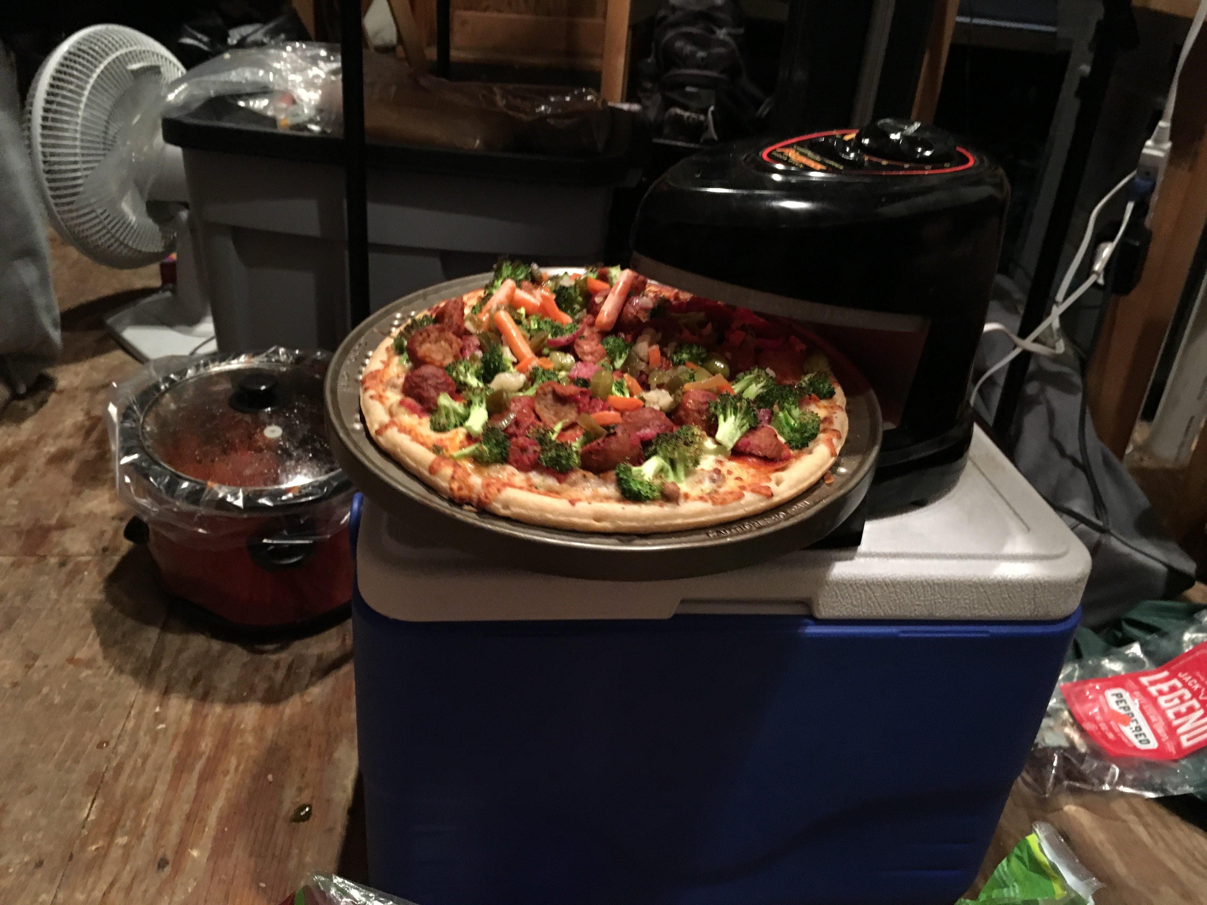 A little pizzazz