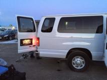 Van to Mt. Bohemia
