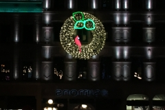 Near the German Christmas Market