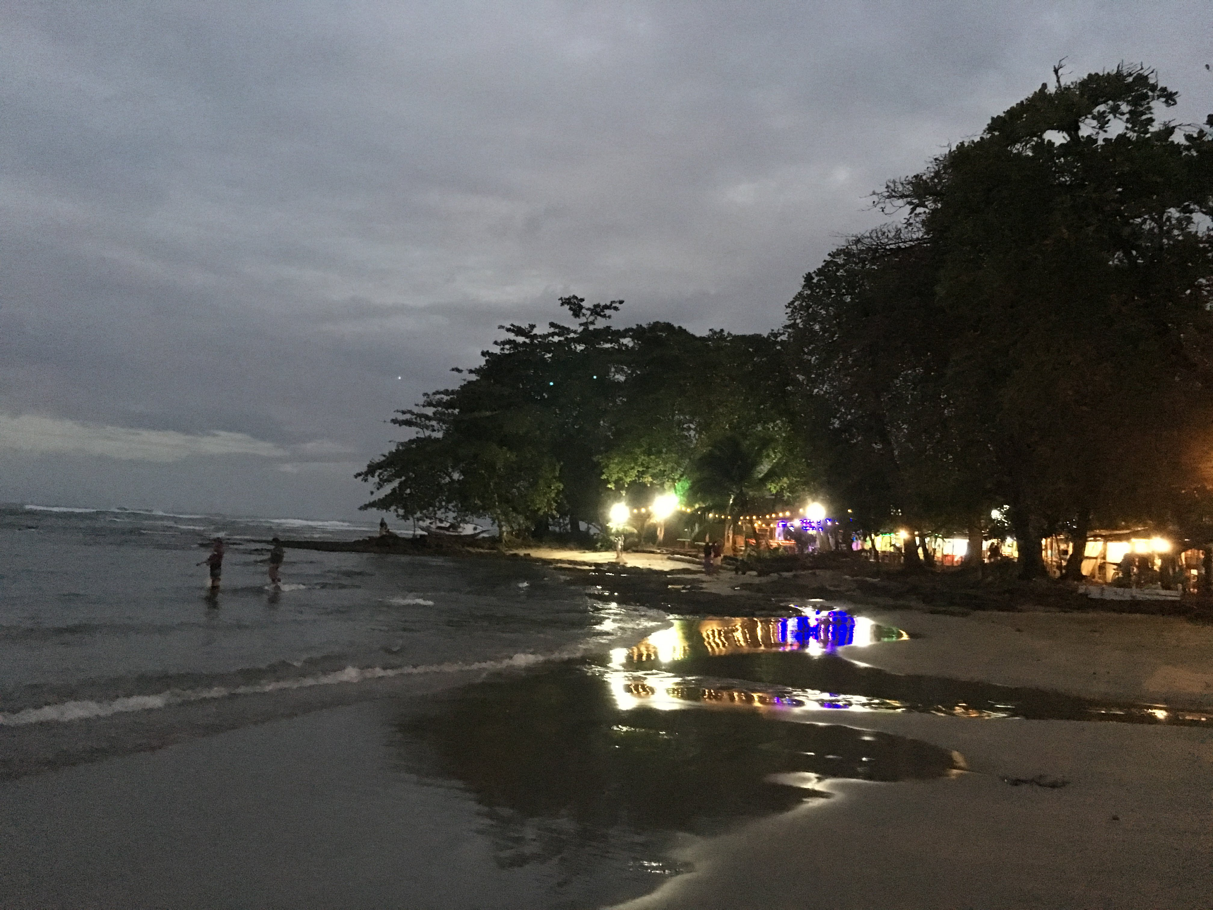 Puerto Viejo nightlife