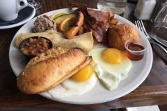 A full Canadian breakfast
