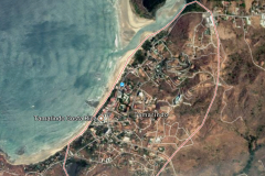 Tamarindo Map (Satellite)
